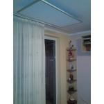 Panou radiant infrarosu DRAGUS, clasic 90/60cm 600W/500W 7kg 15-28mc
