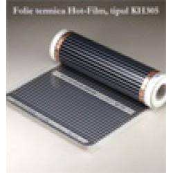 Film de încălzire cu carbon, Hot-Film, tipul KH 305, lăţime 50 cm