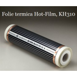 Film de incalzire cu carbon Hot-Film tip KH 310 latime 100 cm