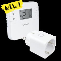 RT310SPE Termostat NEPROGRAMABIL pentru sistemele de încălzire electrică cu sistem plug-in