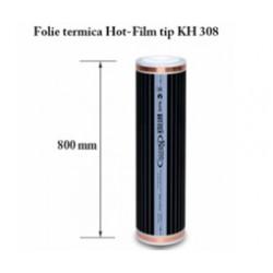 Film de incalzire cu carbon Hot-Film tip KH 308 latime 80 cm