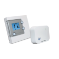 The mood was not programmable thermostat with radio control RT300RF