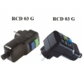 RCD 03 G Germany type RCD plug