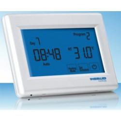 Termostat TR8200 - touchscreen 4,3 ţoli, programabil pentru încălzire